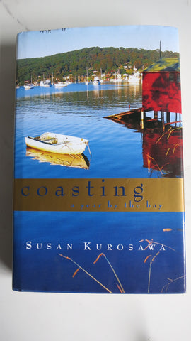 Coasting by Susan Kurosawa, 1st Ed, HC DJ, Hardys Bay, NSW Central Coast, A Year