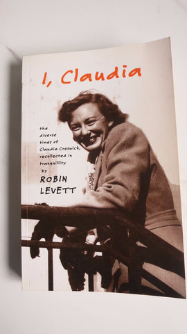 I, Claudia by Robin Levett, Creswick, Western District, Dalvui, Noorat, Squattocracy, Victoria
