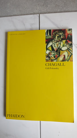 Chagall by Gill Polonsky, Large Paperback, Marc