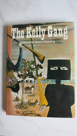 The Kelly Gang, Ed. by Nancy Keesing, 1st Ed, Large HC DJ, Ned, Sidney Nolan
