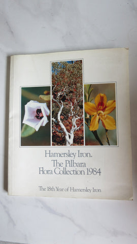 Hammersley Iron: The Pilbara Flora Collection 1984, Diary, 18th Year of Company