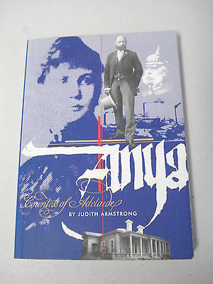 Anya: Countess of Adelaide by Judith Armstrong, SIGNED, Agnes Rapp, Broken Hill
