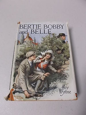 Bertie, Bobby and Belle by May Wynne, HC DJ, &
