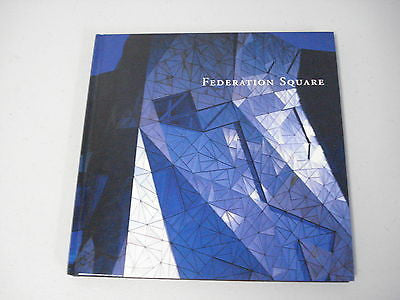 Federation Square, Large Hard Cover, Andrew Brown-May, Norman Day, Melbourne