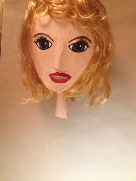 Caricature Piñatas, Face-Only