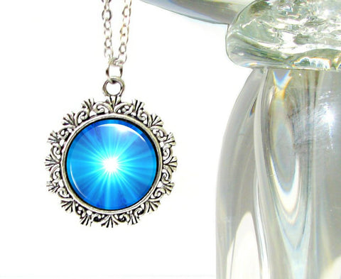 Jewelry Reiki Energy Pendant