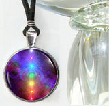Reiki Energy Art Necklace