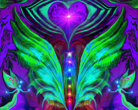 Energy Healing Reiki Angel