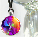 Reiki Energy Healing Pendant Necklace Chakra Jewelry The Gift
