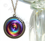 Chakra Jewelry, Reiki Healing, Boho Necklace, Statement Jewelry