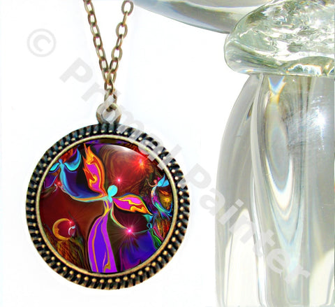 Wearable Art Reiki Energy
