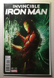 Invincible Iron Man #1 (2015) Pichelli Young Guns Variant, Signed Marquez