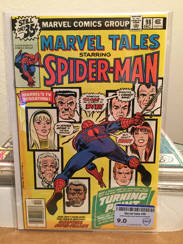 Marvel Tales #98 VF/NM CBCS 9.0