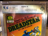 Dreadstar #1, CBCS 9.6 NM+