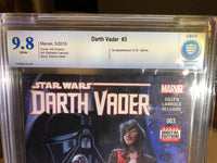 Darth Vader #3, CBCS 9.8 NM/Mint