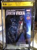 Darth Vader #3 9.6 NM 1st Doctor Aphra Signed 2x