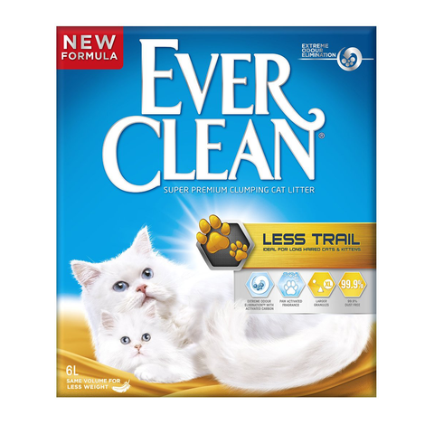 Ever Clean - Less Trail 6L
