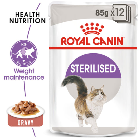 FHN Sterilised 12x85gr