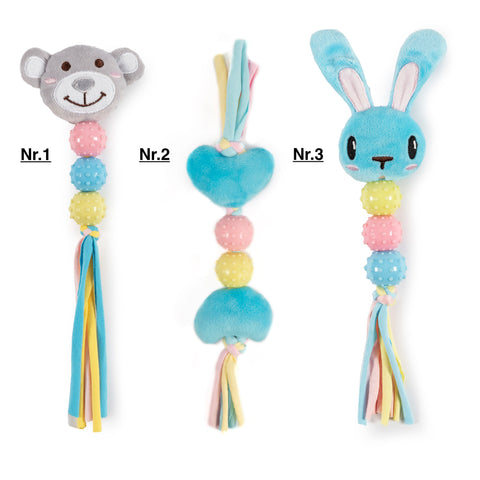 Ancol SB Bear / Bunny / Heart Teether