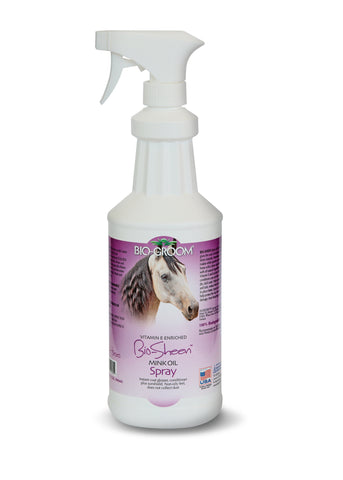 Bio-Groom Bio-Sheen Mink Oil Spray