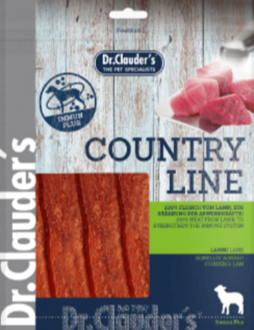 Country Line Lamb 170gr