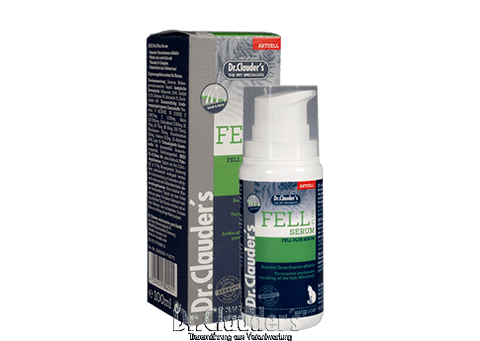 Dr. Clauder's Fell Plus Serum cat 100ml