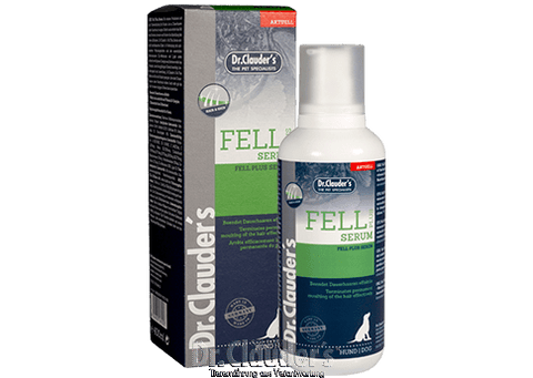 Dr. Clauder's Fell Plus Serum dog 400ml