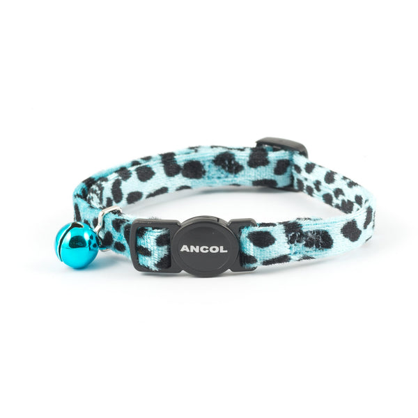 Ancol Leopard Print Safety Cat Collar