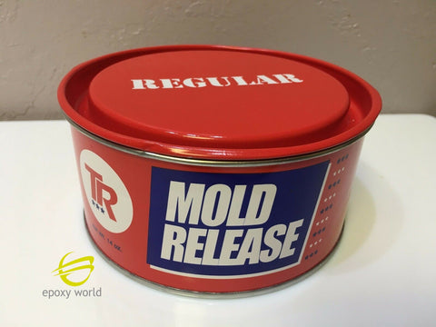 TR-102 Regular Production Mold Release Wax 14oz