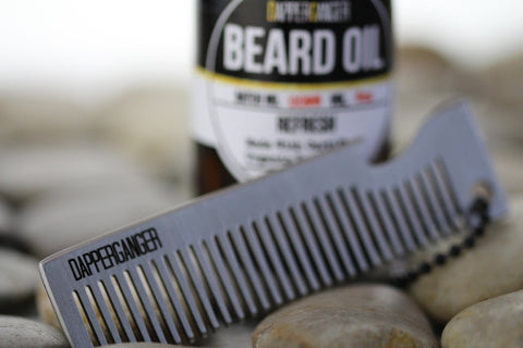 DapperGanger Beard Oil