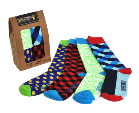 Lumberjack Stylish Socks