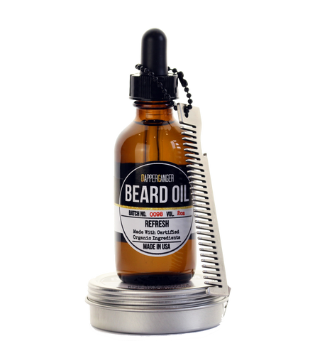DapperGanger Ultimate Beard Kit
