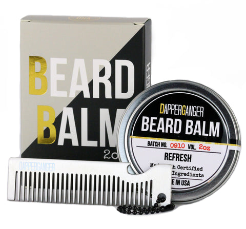 DapperGanger Beard Conditioning Balm