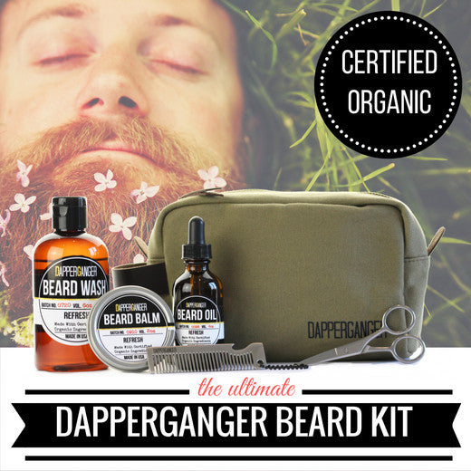 Ultimate Beard Grooming Kit