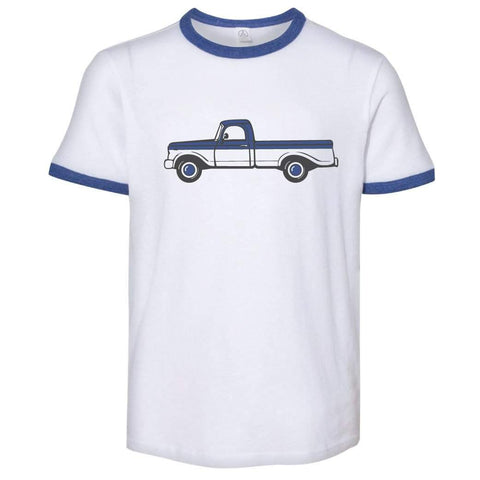 1965 Pick Up Truck Short Sleeve Tee