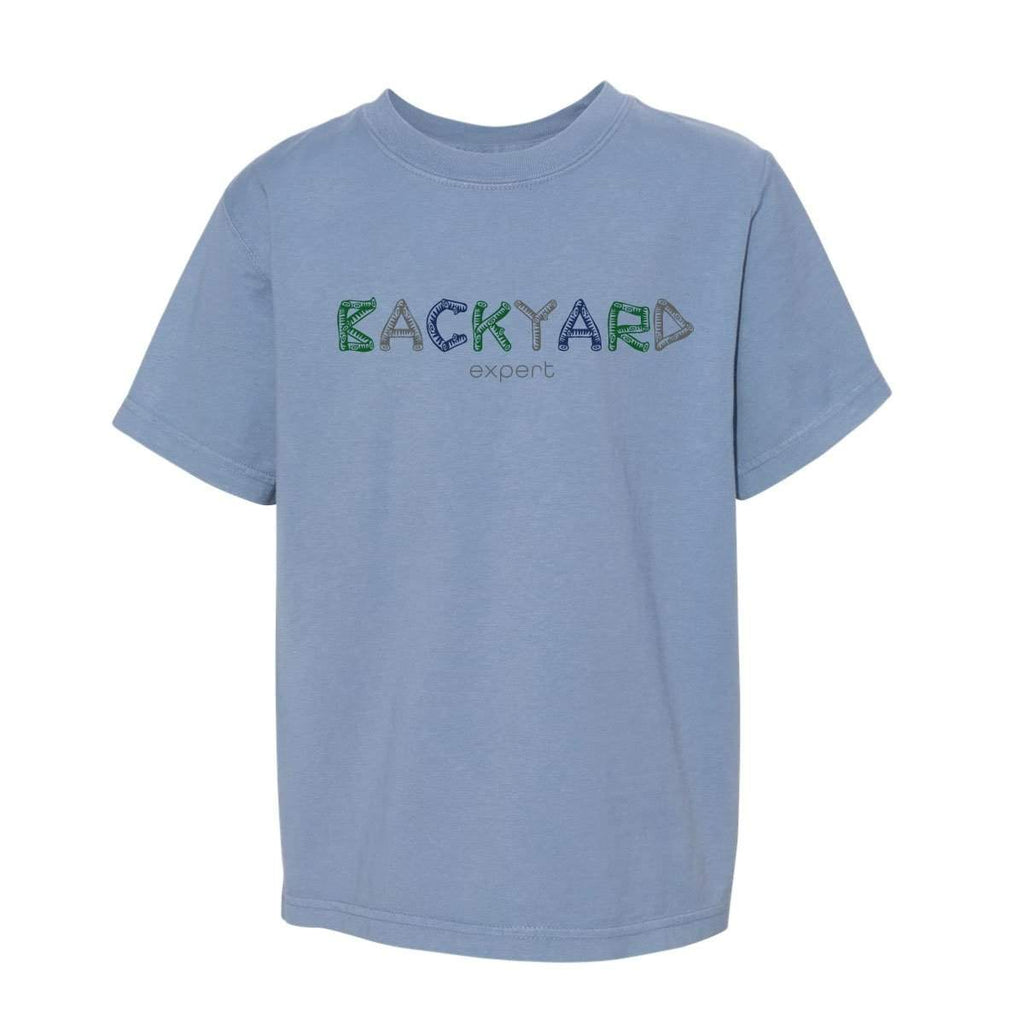 Backyard Expert Youth Short Sleeve Tee