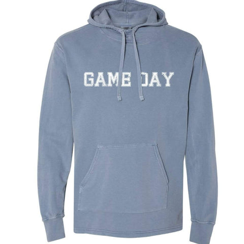 Adult Game Day Hooded Pullover Sweatshirt