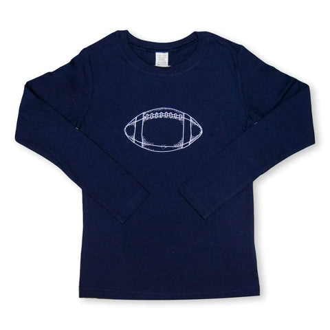 Football Long Sleeve Tee Kavio
