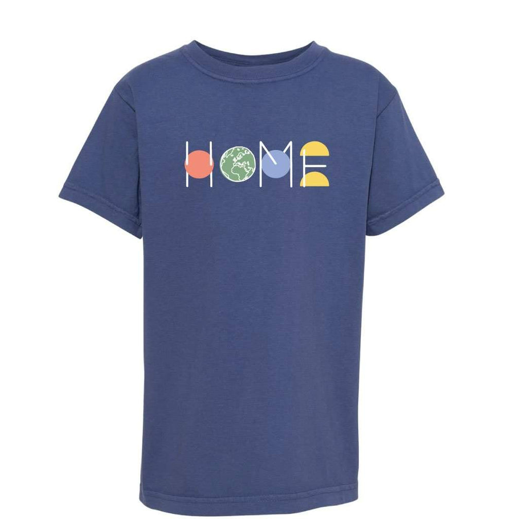 Home Youth Short Sleeve Tee