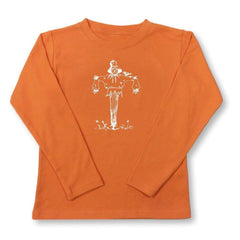 Scarecrow Long Sleeve Tee