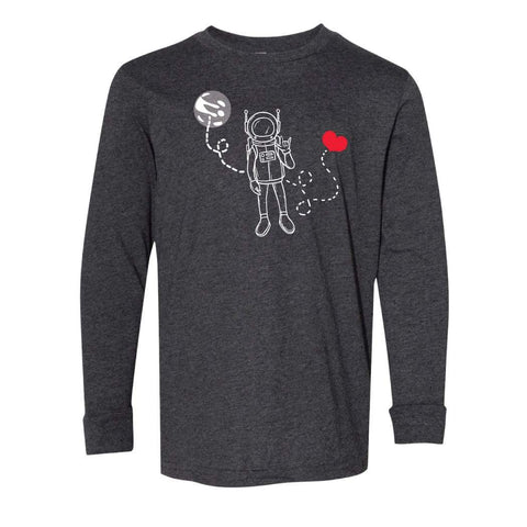Love You to the Moon Long Sleeve Tee