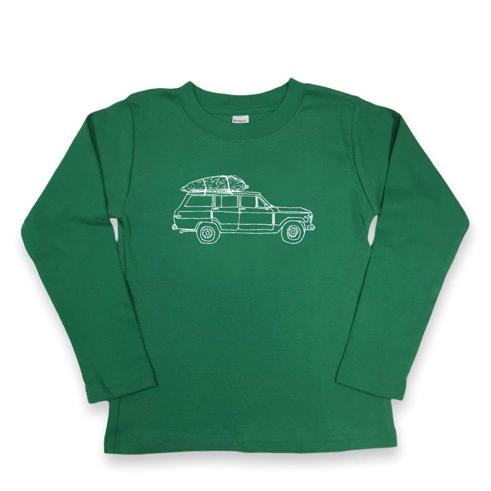 Oh Christmas Tree Long Sleeve Tee