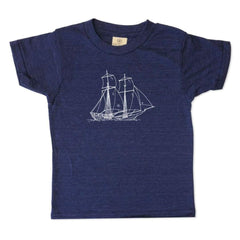 Pirate Ship Short Sleeve Tee