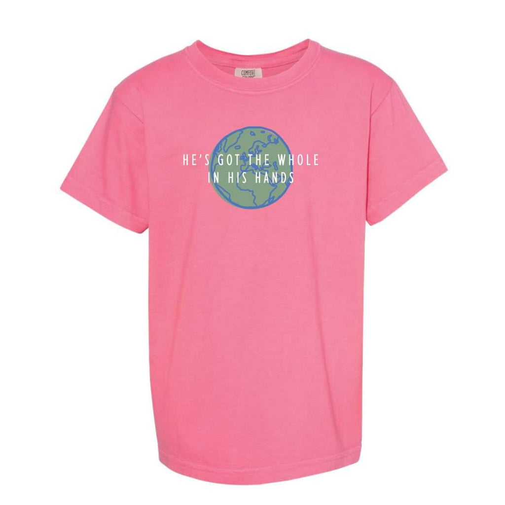Whole World Youth Short Sleeve Tee
