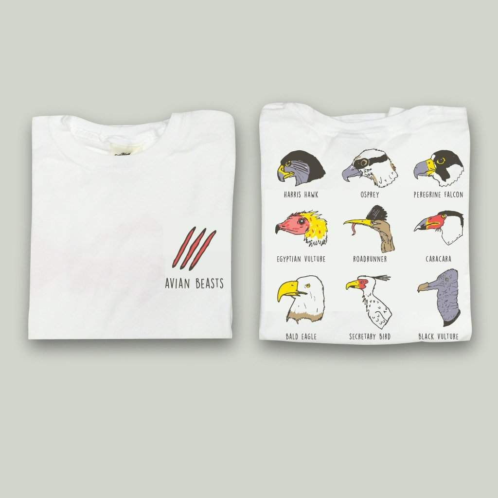 Avian Beast Short Sleeve Tee