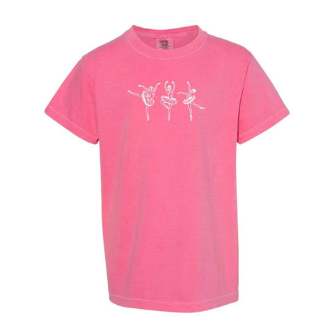 Ballerinas Short Sleeve Tee