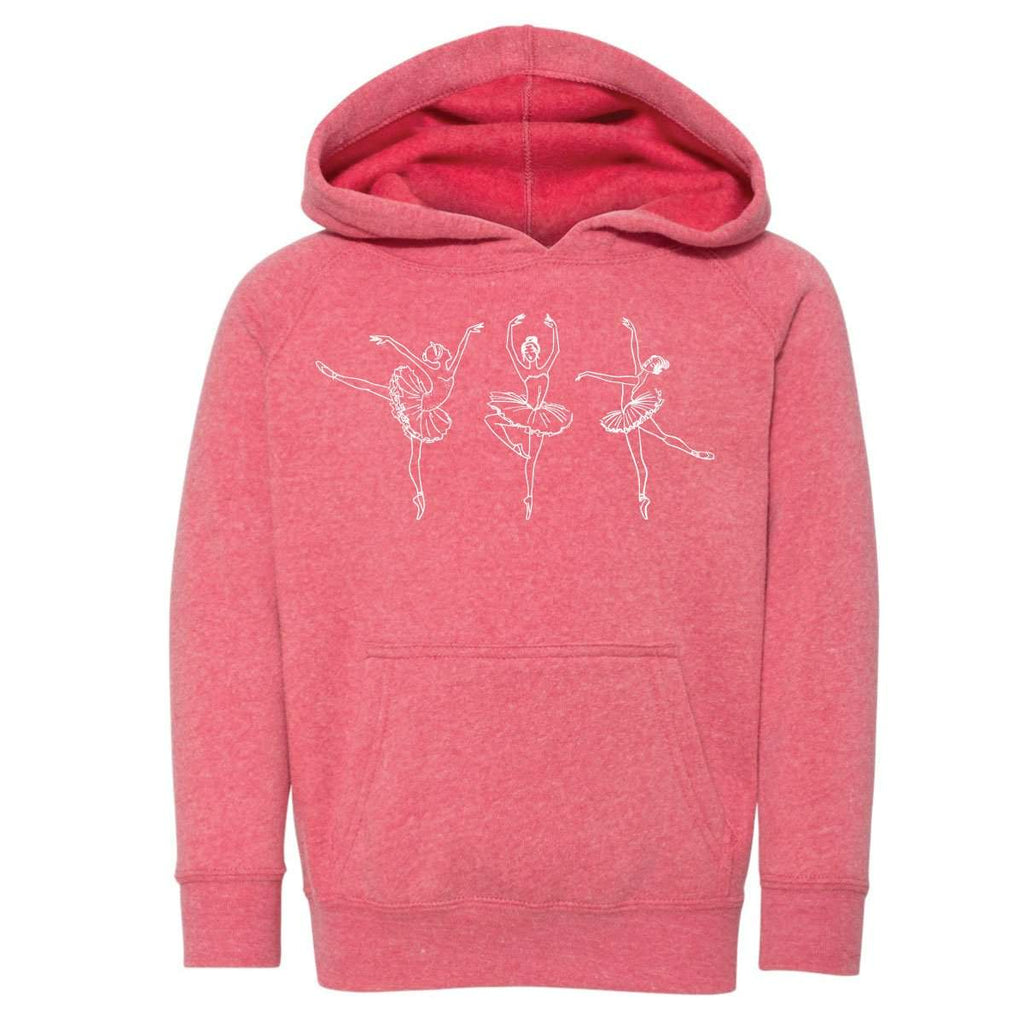 Ballerinas Hooded Sweatshirt