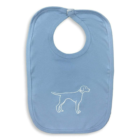 Bird Dog Infant Bib