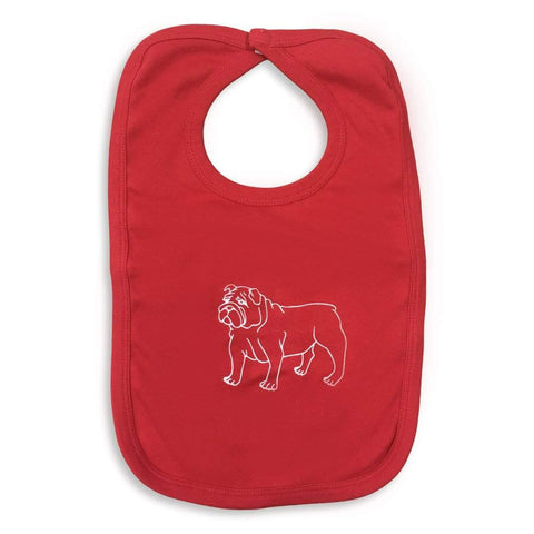 Bulldog Infant Bib