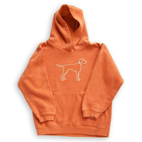 Bird Dog Hooded Sweatshirt